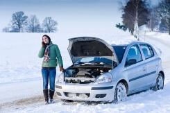 Картинка к статье Автомобиль в зимнее время