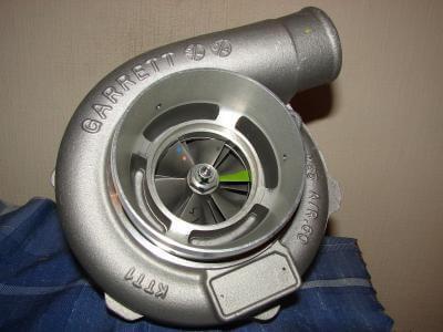 Турбина автомобильная 400х300