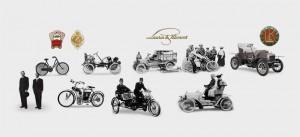 Краткиический экскурс автомобильной компании Шкодай истор