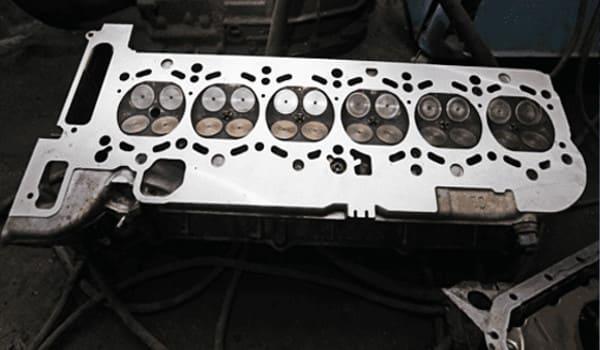 Ремонт головки блока цилиндров (ГБЦ) BMW