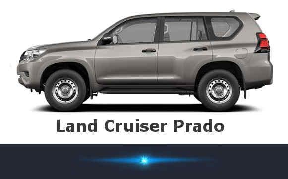 Toyota Land Cruiser Prado диагностика ремонт и обслуживание