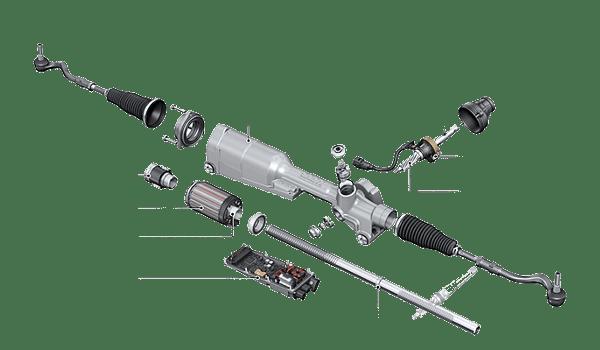 ремонт рулевой рейки в Краснодаре