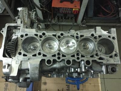 Капитальный ремонт двигателя Audi A5