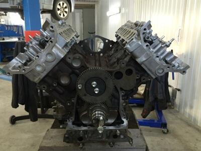 Капитальный ремонт двигателя Toyota Land Cruiser 200