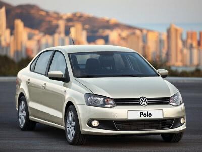 Фольксаген Polo