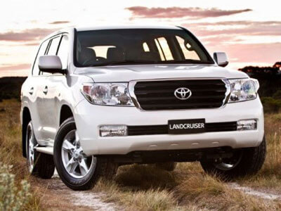 Автомобиль Toyota Land Cruiser