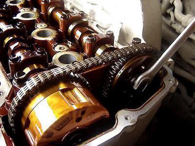 Замена цепи ГРМ на Mazda 3
