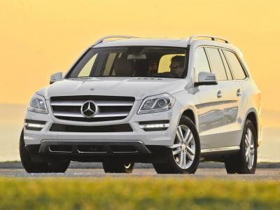 Mercedes-Benz-GLE-klases